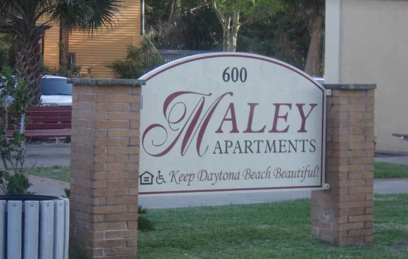 Maley at 600 S. Beach St.